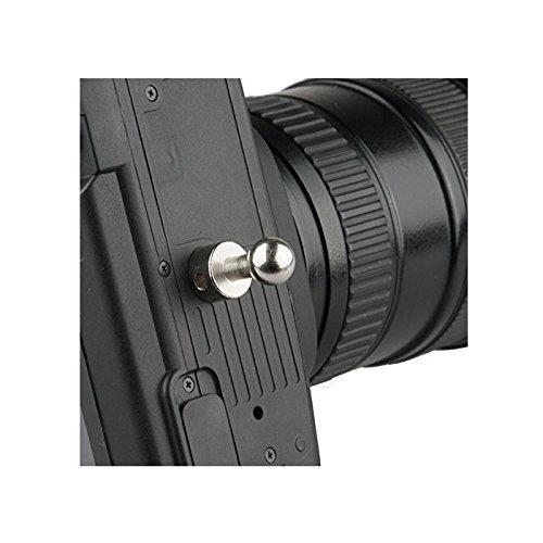 Goliton® cámara réflex digital rígida de plástico cintura botón de ...