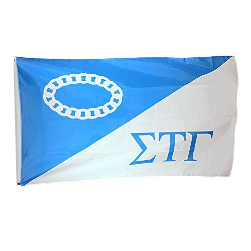Cheap Sigma Tau Gamma Giant 3 x 5 Flag
