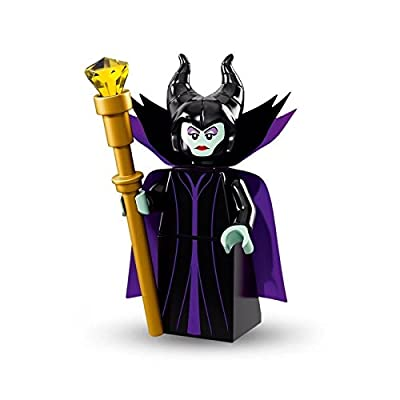 LEGO Disney Series 16 Collectible Minifigure - Maleficent (71012): Toys & Games