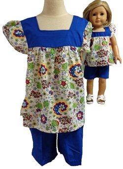 女の子と人形の服にマッチするカラフルなショートパンツ サイズ10 B010CG2EH8 サイズ10 B010CG2EH8, ミント ポーズ ガーデン:c34c48cf --- arvoreazul.com.br
