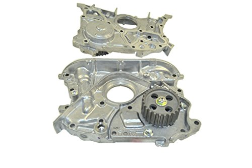 ITM Engine Components 057-1257 Engine Oil Pump for 1992-2001 Toyota 2.2L L4 5SFE (Camry) (Toyota Camry Oil Pump)