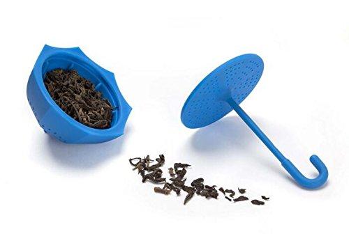 Blue Umbrella Herbal Leaf Tea Infuser ANKKO