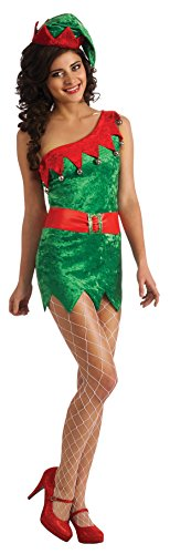 Secret Wishes Christmas Collection Elf Costume