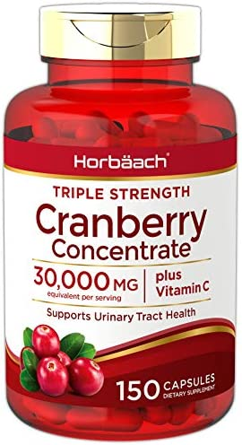Horbaach Cranberry 000 Vitamin Caps product image