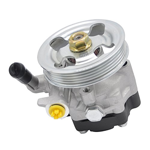 New Power Steering Pump With Pulley 34430AG03B 21-5196, For Subaru IMPREZA 2011/2012/2013 Subaru LEGACY 20052006/2007/2008/2009 Power Steering Pumps (OEM Specifications) ()