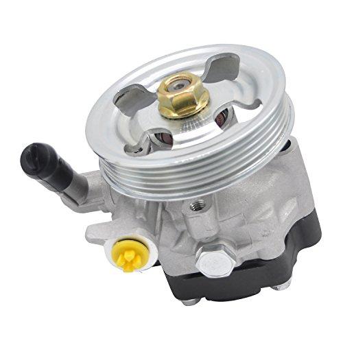 - New Power Steering Pump With Pulley 34430AG03B 21-5196, For Subaru IMPREZA 2011/2012/2013 Subaru LEGACY 20052006/2007/2008/2009 Power Steering Pumps (OEM Specifications)