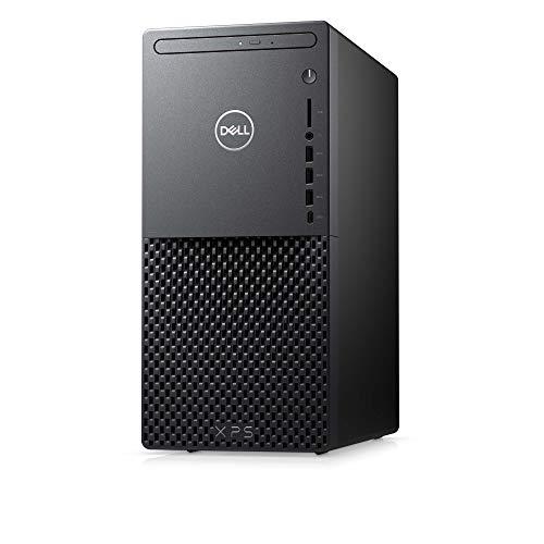 Dell XPS 8940 Tower Desktop, 10th Gen Intel Core i7-10700, 16 GB DDR4 Memory, 512GB SSD + 1TB HDD, NVIDIA GeForce RTX…