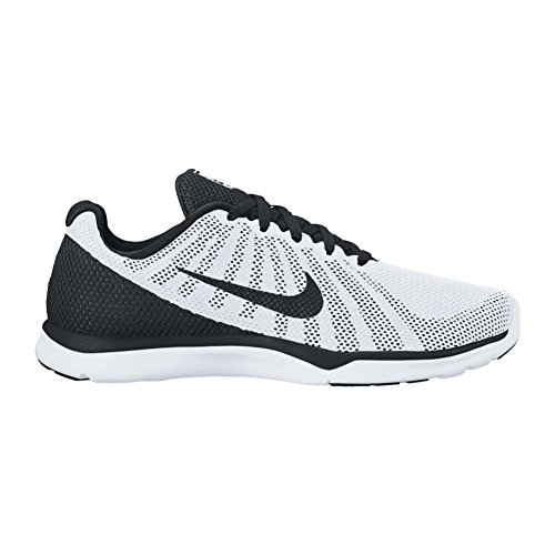 NIKE Damen In-Season TR 6 Cross Trainingsschuh Weiß schwarz