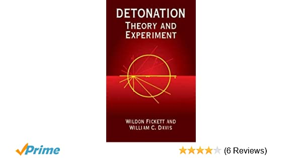 Download PDF Detonation: Theory and Experiment (Dover Books on Physics)