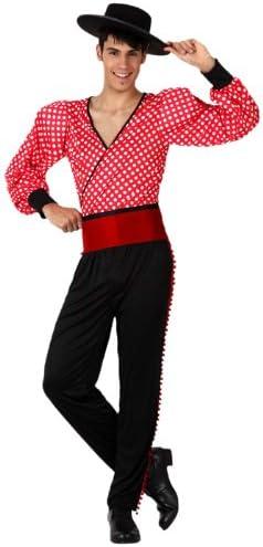 Atosa-8514 Disfraz Flamenco M-L, color rojo, (8514): Amazon.es ...