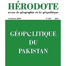 Hérodote - N° 139: Géopolitique du Pakistan