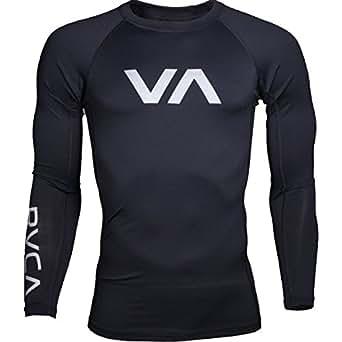 RVCA Reflect Rashguard - Black - Medium