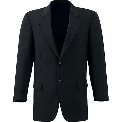 ジーベック ブラック2BSジャケット B 16090 B01MYU64UI B7