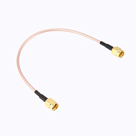 Cable Puente 20 cm SMA Macho a SMA Macho con línea de ...
