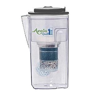 Filtre à eau AcalaQuell One carafe filtrante   Anthracite   Très haute performance de filtration   Cartouche filtrante…