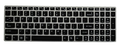 Translucent Silicone Keyboard Protector Essential