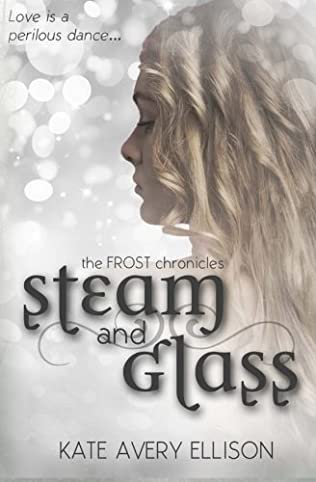 book cover of Steam and Glass