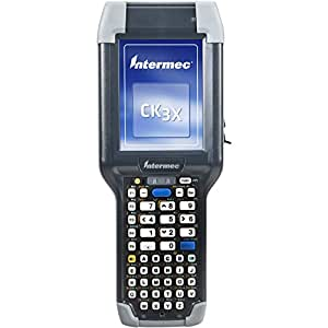 Honeywell CK3X, 2D, USB, BT, Wi-Fi EX25, alpha, WIN Handheld 6.5, CK3XAA4M000W4100 (EX25, alpha, WIN Handheld 6.5 incl.: battery (5100mAh), order separately: interface cable, power supply unit)
