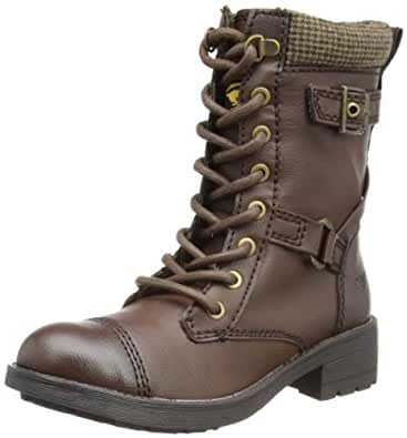 Rocket Dog Thunder, Botas Militares para Mujer, Marron (Derby Brown), 41 EU: Amazon.es: Zapatos y complementos
