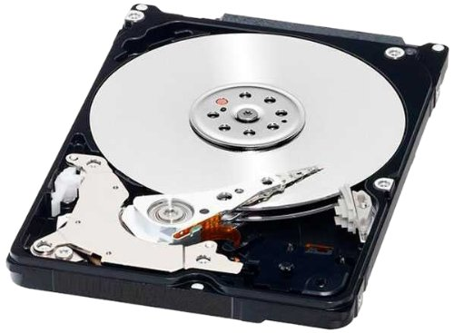 WD Black 160GB Performance Mobile Hard Disk Drive - 7200 RPM SATA 6 Gb/s 16MB Cache 9.5 MM 2.5 Inch - WD1600BEKX ()