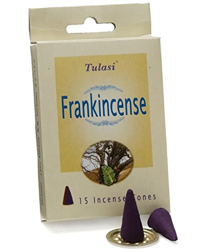 Group Holy Land Adventure Frankincense (Tulasi Cone)