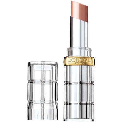 L'Oréal Paris Makeup Colour Riche Shine Lipstick, Glossy Fawn, 0.1 oz.