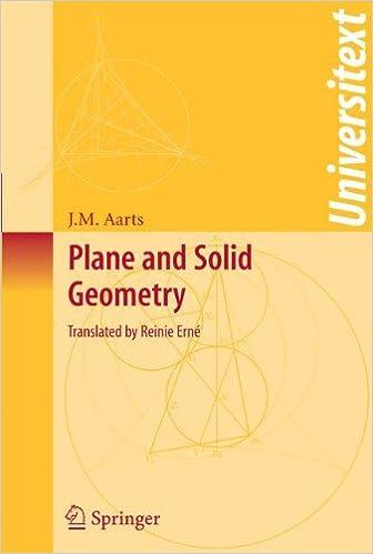 Amazon.com: Plane and Solid Geometry (Universitext) (9780387782409 ...