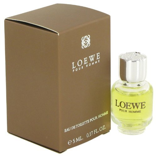 LOEWE by Loewe for MEN: EDT .17 OZ MINI (note minis approximately 1-2 inches in - 17 Mens Oz Cologne