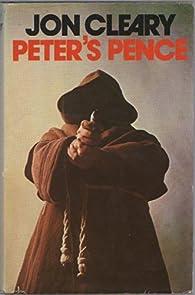 Peter's Pence par Jon Cleary