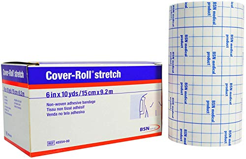 Cover-Roll Stretch Adhesive Bandage Tape - 6
