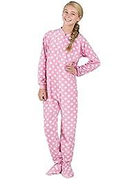 Girl's Novelty One Piece Pajamas   Amazon.com