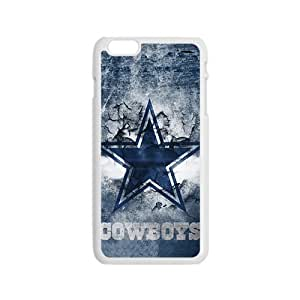 Cowboys White Phone Case for IPHONE 6