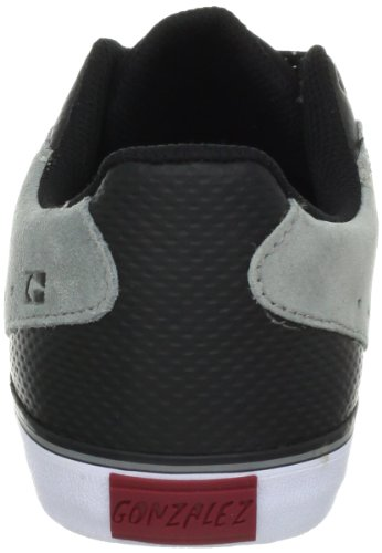 Globe Mens The Sabbath, Mid Grey/Black-7