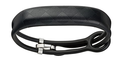 UP2 by Jawbone Activity + Sleep Tracker- Retail Packaging Black Diamond- Lightweight Thin Straps
