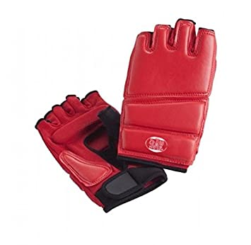 Sandsackhandschuhe Boxhandschuhe aus PU Farbe Rot oder Blau