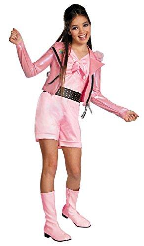 (Disguise Disney Teen Beach Movie Lela Biker Deluxe Girls Costume,)