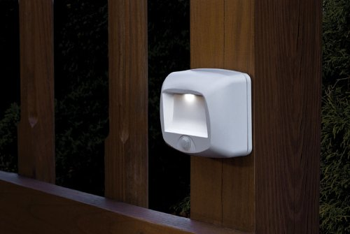 Mr Beams Mb532 Wireless Battery Operated Indoor Outdoor Motion Sensing Led Step Stair Light 2