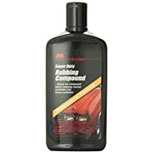 3M Super Duty Rubbing Compound, 16 fl.oz, (39004)