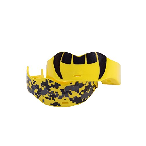Soldier Sports Fang/Digital Camo Mouthguard 2-Pack