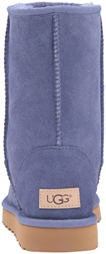 UGG Damen Classic Short II Boot Pyjamablau