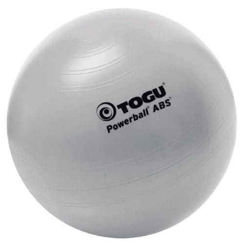 TOGU Powerball® ABS® ballon de gymnastique ballon d'exercice balle de gym diverses grandeurs diverses couleurs