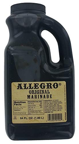 - Allegro Original Marinade 64 Oz