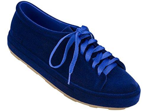Melissa , Chaussures bateau pour femme Bleu Marine
