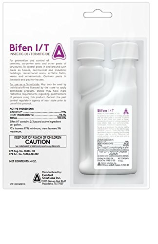Bifen I/T Insecticide-Bifenthrin Equivalent to Talstar PRO-Pint