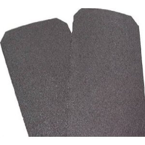 Virginia Abrasives 002-30060 Floor Sanding Sheets, 8-Inch x 20-1/8-Inch, Silverline SL-8, 60 Grit, 50-Pack by Virginia Abrasives (Image #1)