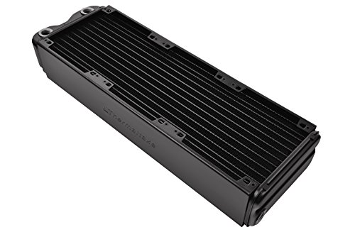 (Thermaltake Pacific DIY Liquid Cooling System RL360 Radiator CL-W013-AL00BL-A)