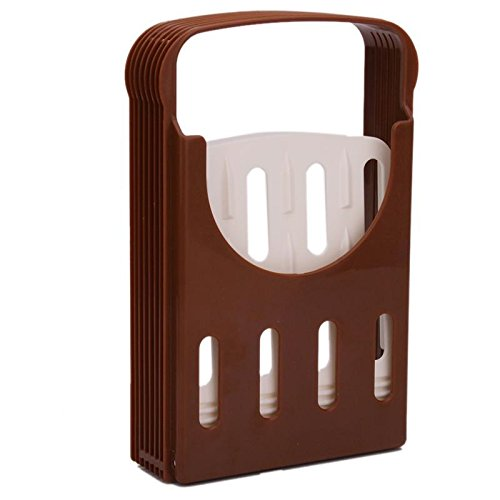 New Foldable Bread Toast Loaf Sandwich Cutter Slicer Mold Slicing Kitchen Tool