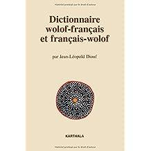 Dictionnaire Wolof-francais et Francais-wolof