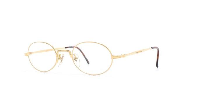 Amazon.com: Jean Paul Gaultier 55 7191 1 de oro auténtico ...