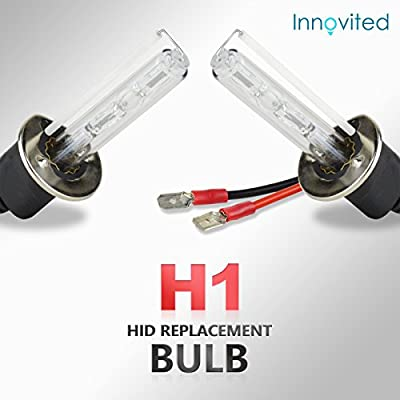 "Innovited HID Xenon Replacement Bulbs ""All Sizes and Colors"""